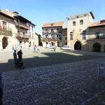 Plaza de Santillana del Mar