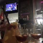 Rugby and sangria... Happy days