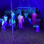 Practice your paintball shooting skills on these zombies at the Trans-Allegheny Lunatic Asylum.