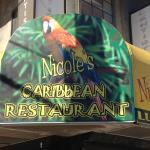 Nicole's Caribbean Restaurant on Jersey Avenue and Christopher Columbus.