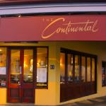 Continental Cafe Street View
