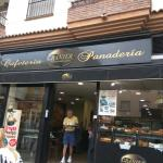 Delicious pastries and savouries served-up by charming staff