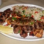 Turkish Mixed Kebab - Tuesday 13/10/15