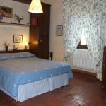 Bed and Breakfast Villa Nobili Firenze Azure Room double