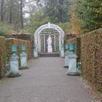 Schloss Belvedere Garten