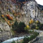 Col de la Cayolle en automne