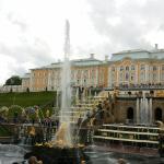 Palazzo e giardino Peterhof