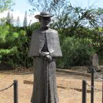 Памятник отцу Дамиану