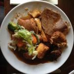Roast (Grandma & Gransdads from menu)