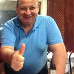 Owner of Taverna Georgios mr George