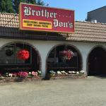 Brother Don's from the outside