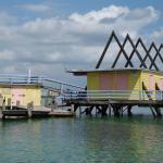 maison dans la baie de Biscayne