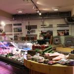 Butchery department