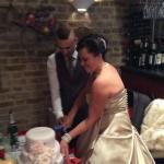 A  wonderful wedding at Nona Kilburn