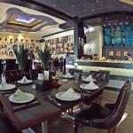 Main Area + Sushi Bar