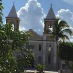 A beautiful church in San Jose del Cabo