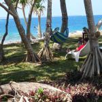 Relaxing at Tara Beach