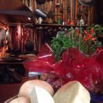 Cozinha do interior