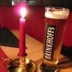 Brinkhoff's Pilsner at Pfefferkorn - Essen (18/Oct/15).