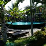 Quiet and private Villas just north of Ubud. We were treated like family. Loved it.