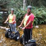 Segway tour is so awsome loved every single moment to bits the guide was just brilliant thanks M