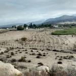 Vista de lejos del Rancho
