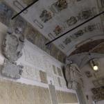duvar ve tavan süslemeleri