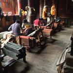 Parkhang Scripture Printing house