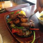 Small Mixed Grill - get stuck in