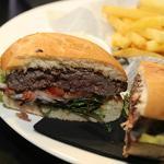 classic burger gourmet