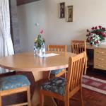 Standard room dinning area
