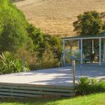 Tranquil surroundings at Te Kiteroa Lodge