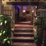Dunham Arms restaurant and bar.