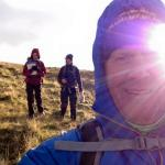 The hillwalking 'Selfie'
