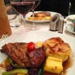 Make a reservation for lunch or dinner as the restaurant is a popular destination.