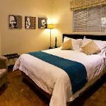Spacious and comfortable beds in all rooms