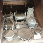 Guo State Bronze Ritual Vessels