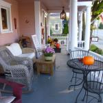 Enjoy our front porch