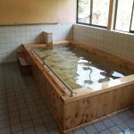 無色透明な温泉