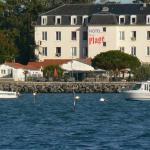 Hotel de la plage face mer