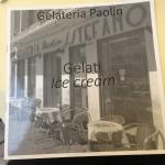 Couverture du menu Paolin