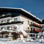 Winteransicht All Inclusive Hotel Zanker