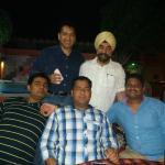 Amazing Evening ~ courtesy Sardar Narinderjit Singh