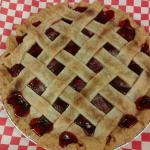 Linda's Fresh Cherry Pie