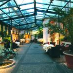 Empfangsbereich und Wintergarten