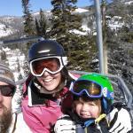 Local ski resort WHITE PINE