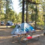 Sunset Campground Foto