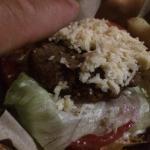 Mini Burger als Burger beschrieben