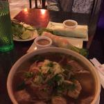 delicious combo pho- large bowl