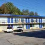 Fort Knox Inn- Back Building